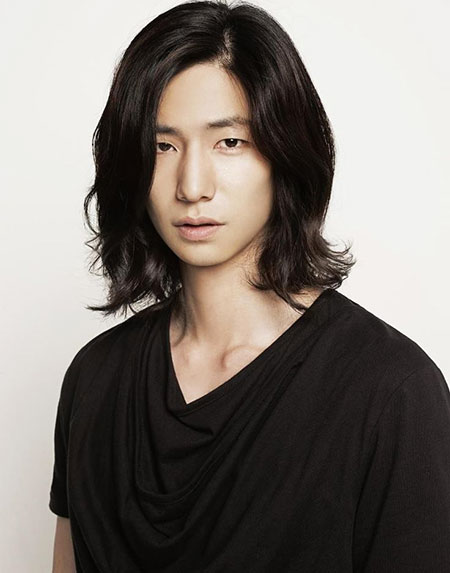Side Part Hair, Winona, Long, Asian, Song, Ryder, Men, Male