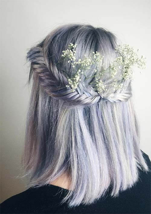 50 unique and awesome braids hairstyles for long hair