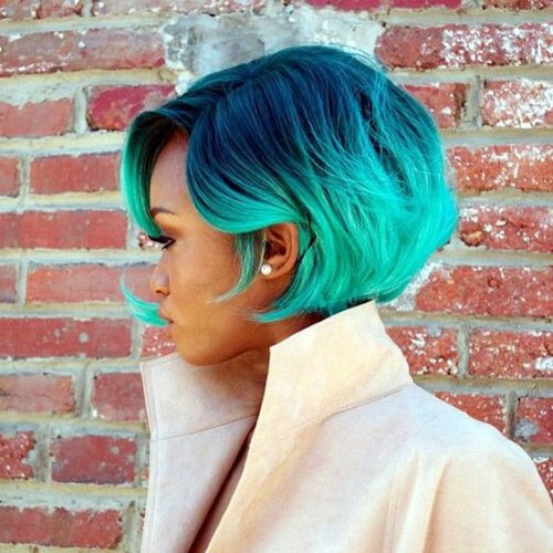 25 Jazzy Short Hair with Highlights Ideas