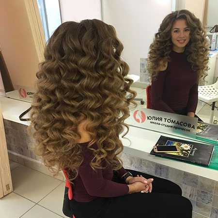 Curly Curls Big Prom Volume Up Long