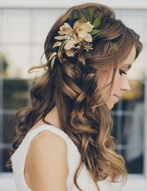 19 of the incredible long wedding hairstyles to capture your big day