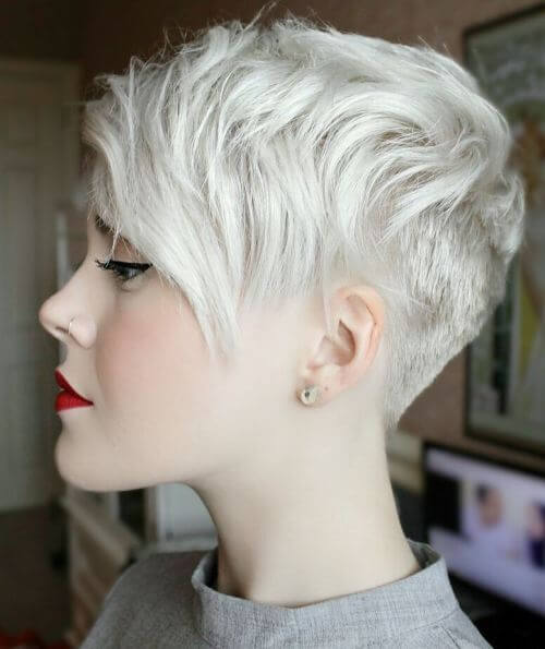 The Best 50 Styling Pixie Haircut Ideas in 2018