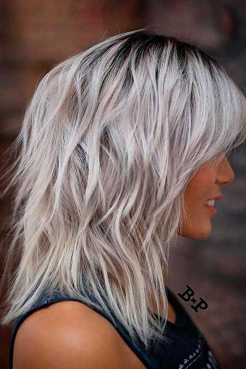Layered Haircuts for Ladies- 13