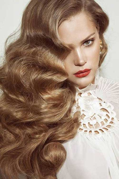 Wavy Hairstyles for Women-11