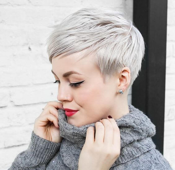The Short Pixie Style for everyone