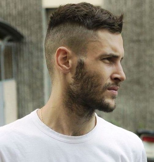 short undercut hairstyles men