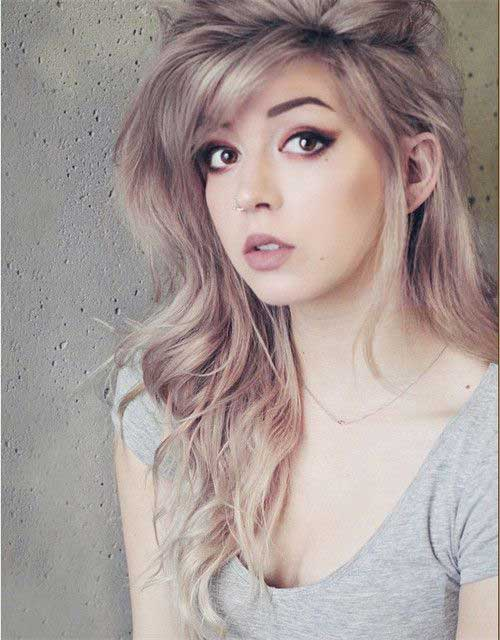 Wavy Hairstyles for Women-17