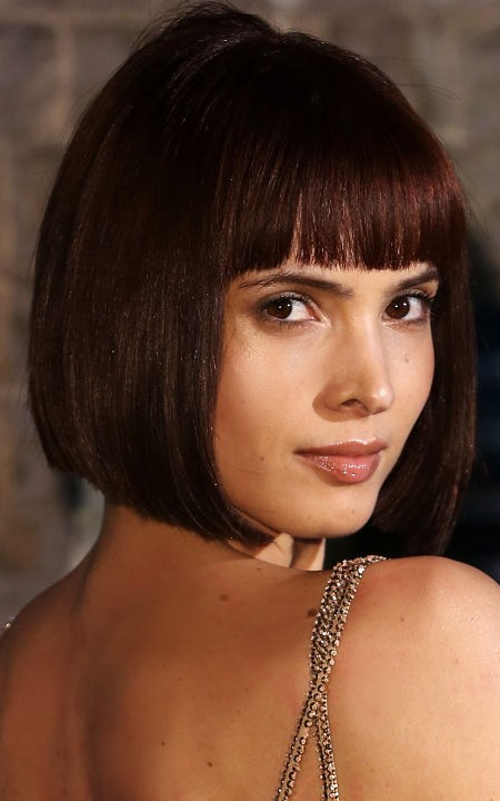 Bob combo hairstyle for 2017