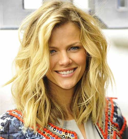 Hairstyles for Wavy Hair-10