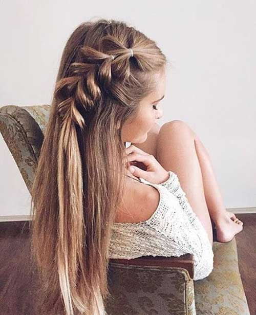 Long hairstyles for girls-14
