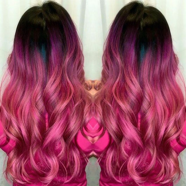 Trendy Ombre Hair Color Ideas Hairstyle Woman