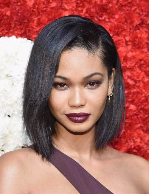 10 short hairstyles for black women