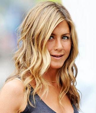 Jennifer Aniston Curly Hairstyle