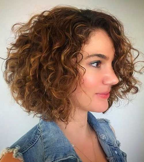 Best curly hairstyle