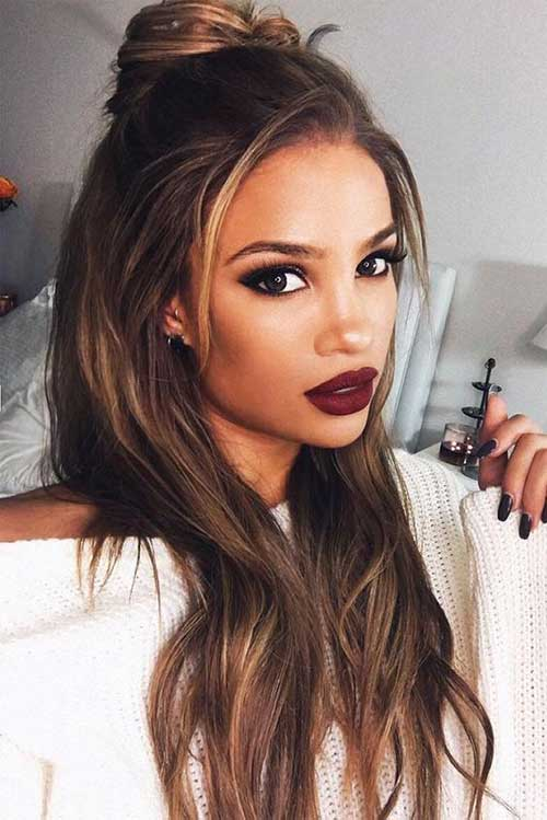 Long hairstyles for girls-7