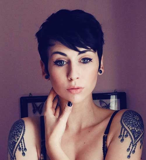 Cool hairstyles for the brave and beautiful
