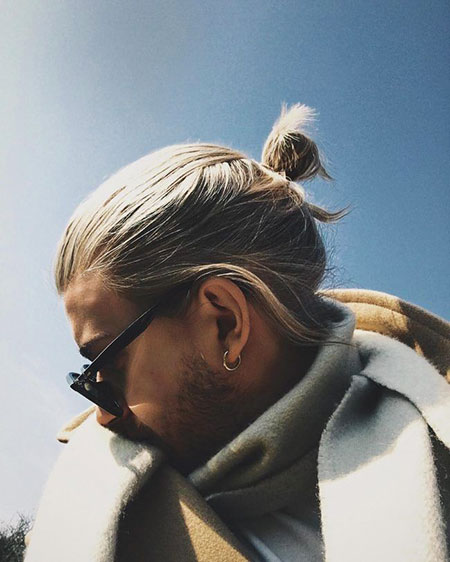Top Knot, Bun, Wedding, Updo, Messy, Gents, Loosely, Plaited, Blond