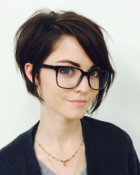 cute and easy short haircuts for girls
