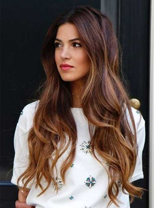 Wavy Hairstyles for Women-9