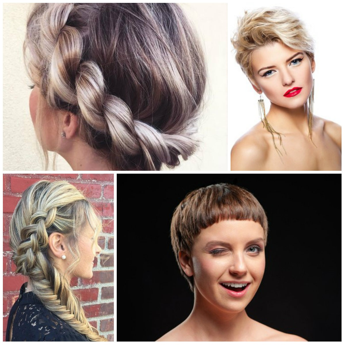 Stylish hairstyles for teens