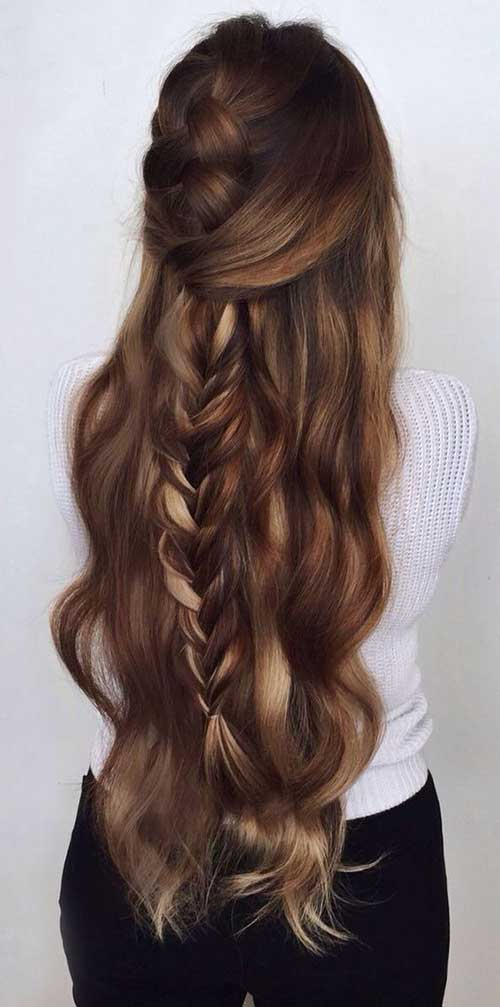 Long hairstyles for girls-13