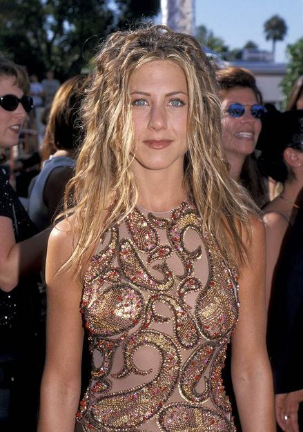 Jennifer Aniston Dreads Hairstyle