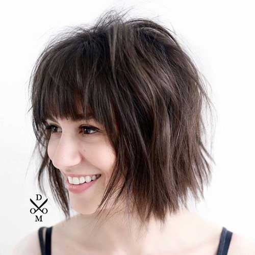 Short haircuts with pony-6