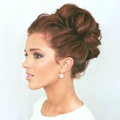 Buns hairstyle