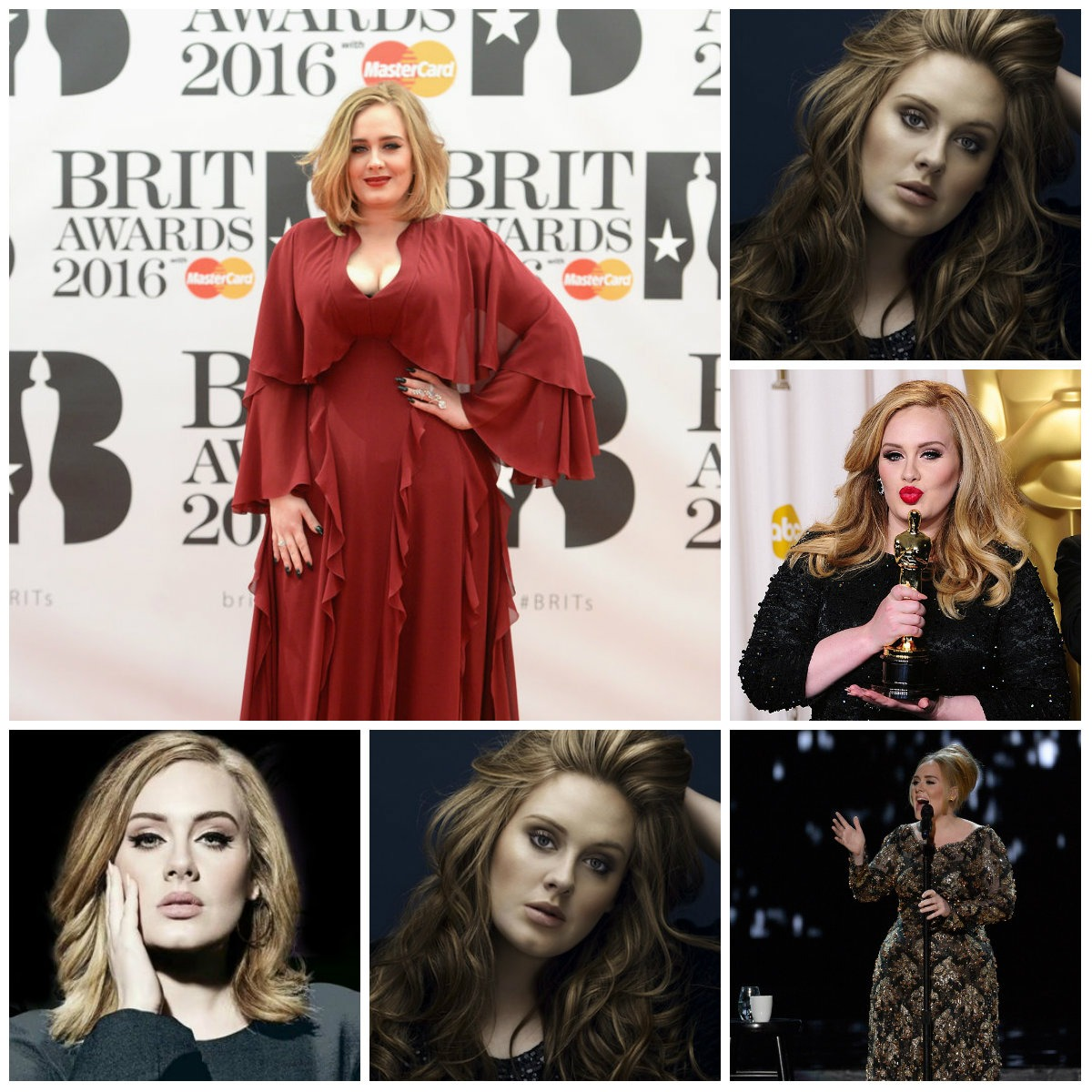 Adele's Best Look in 2018