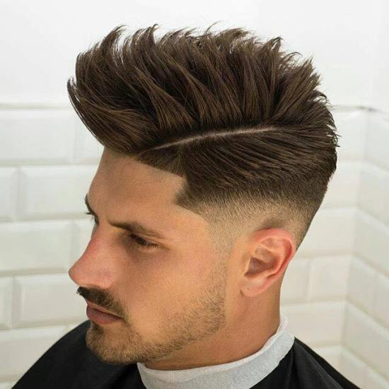 Mens undercut hairstyles pictures