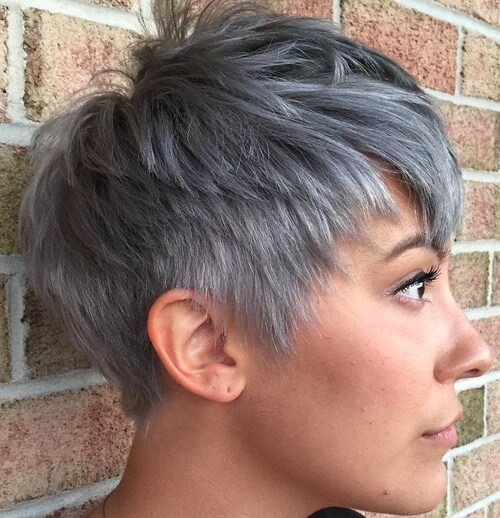 Smart and Sensitive Pixie style