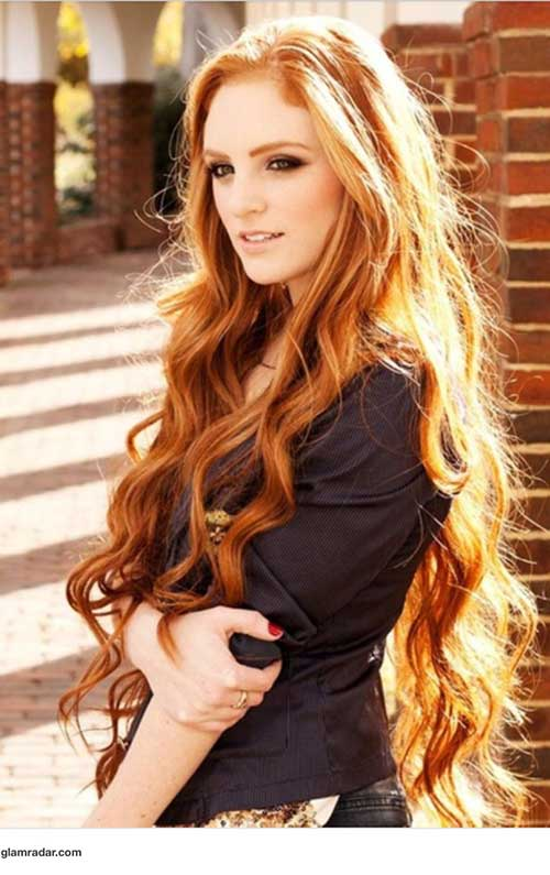 Wavy Hairstyles for Women-15