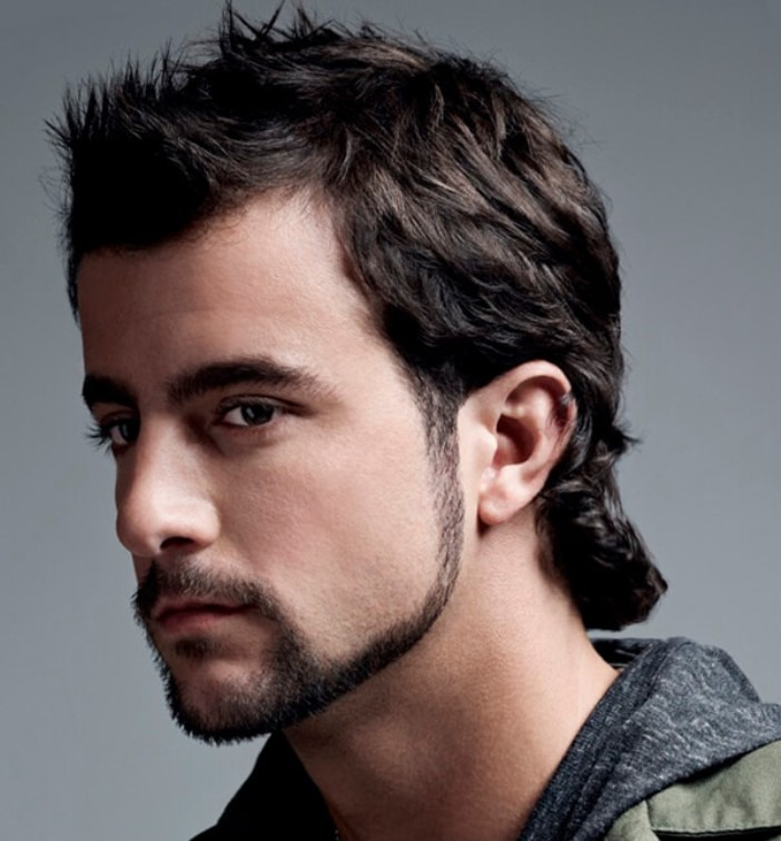 the mullet haircut for men
