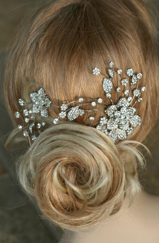 Best Ladies Wedding Hairstyles 2018