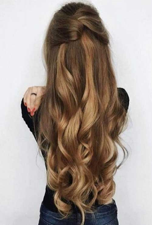 Long hairstyles for girls-9