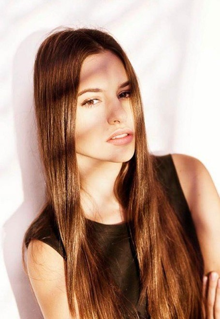 Pretty long hairstyles for women 2018