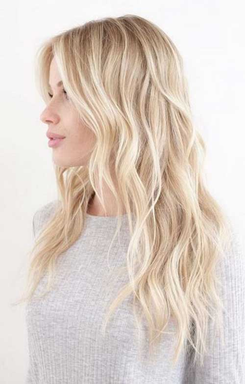 Blond long hairstyles-13