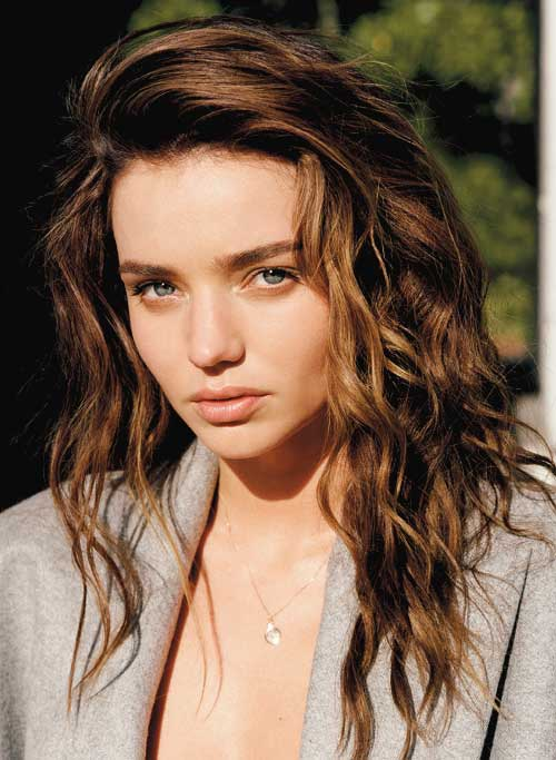 Hairstyles for wavy hair-13