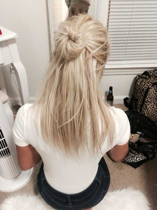 Blond long hairstyles-14