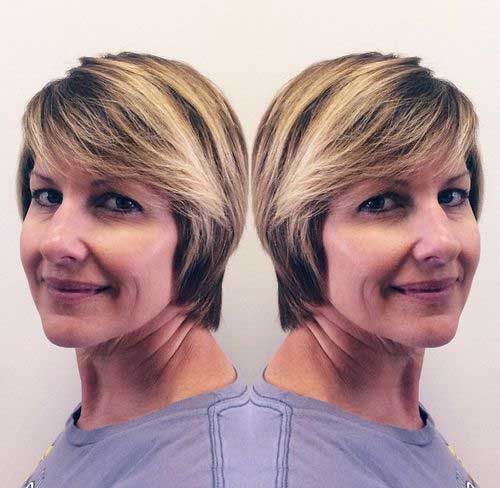 best hairstyles for over 50