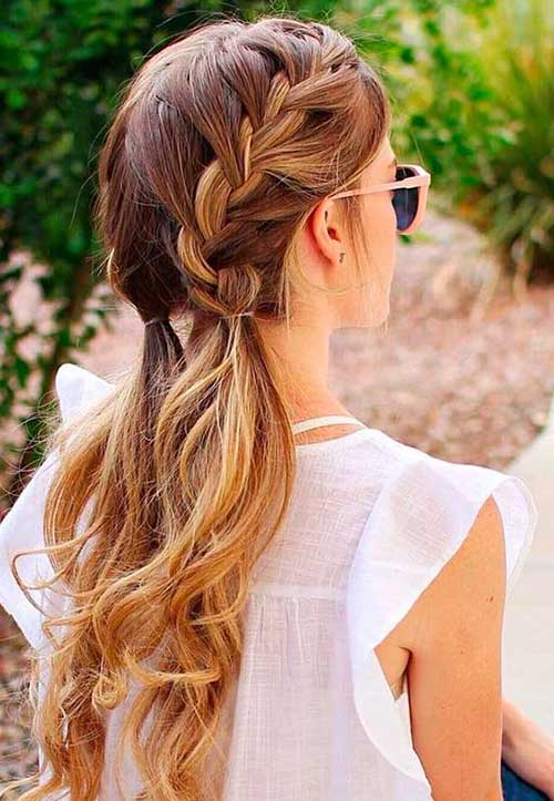 Sweetest long hairstyles that all ladies should see