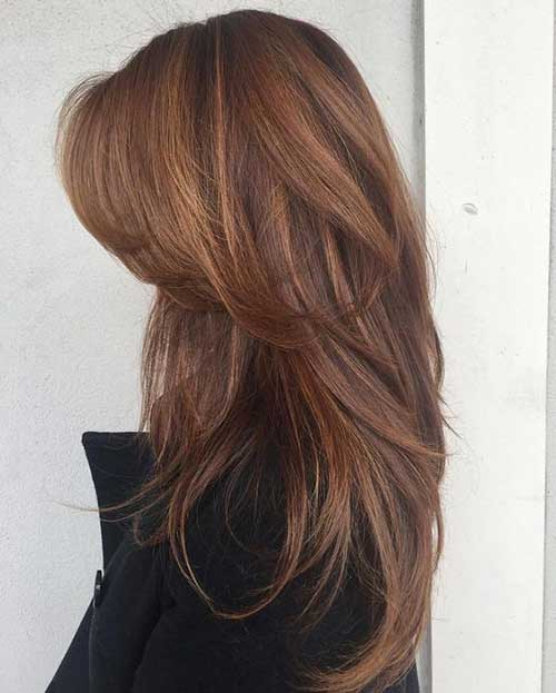 Layered haircuts for ladies-6