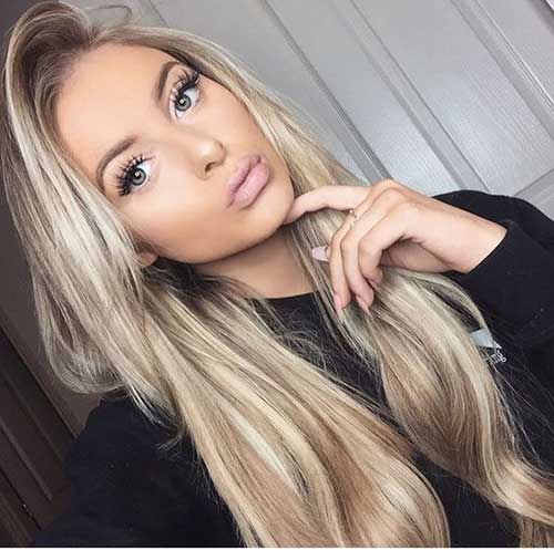 Blonde Long Hairstyles-15
