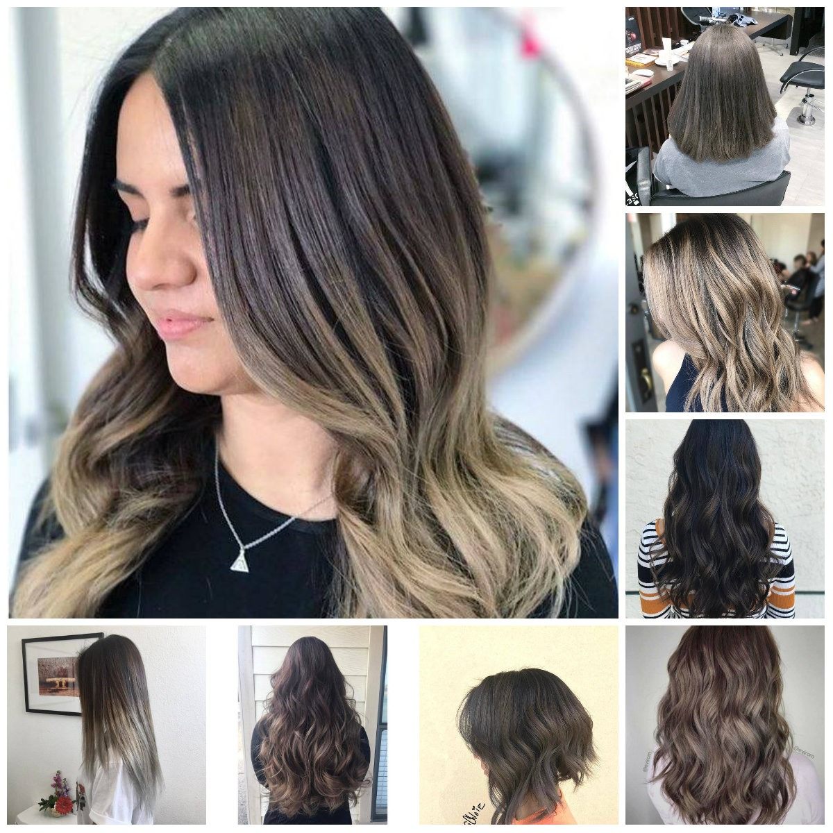 Ash Brown hair colors for 2017