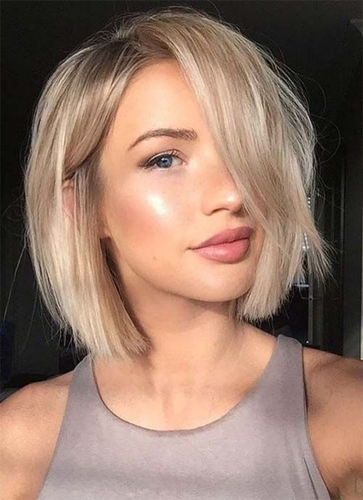 Stunning Short Hairstyles Ideas For Women