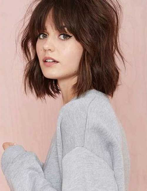 10 cute light dark brown bob haircuts for 2018