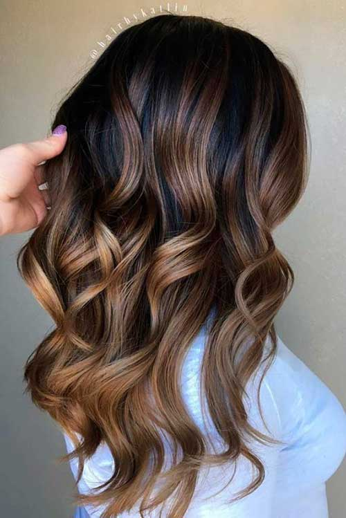 Layered Haircut for Ladies 7