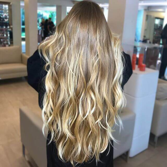 Flow cascading ultra long layers
