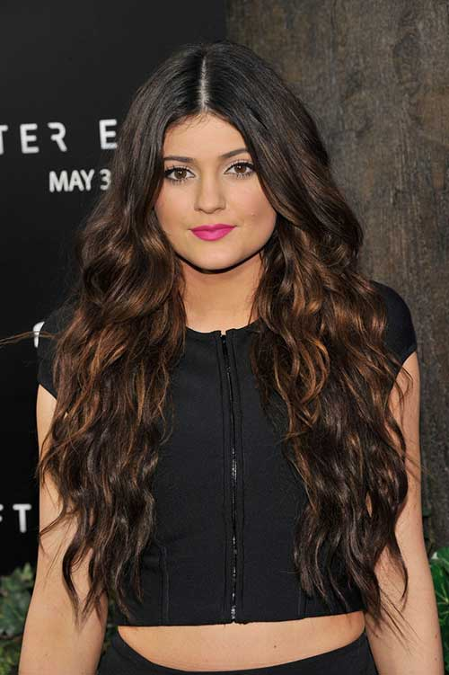 Wavy hairstyles for women-8
