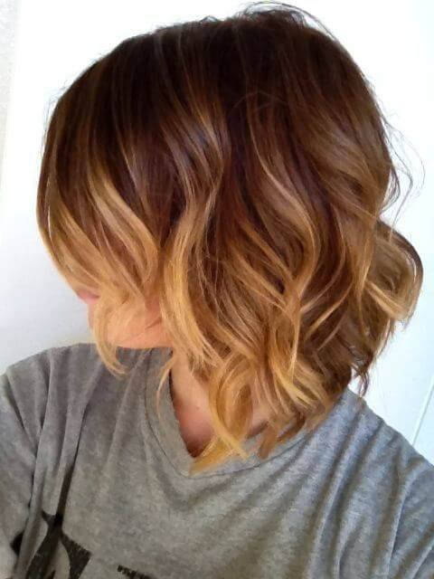 Nice simple wavy hairstyle